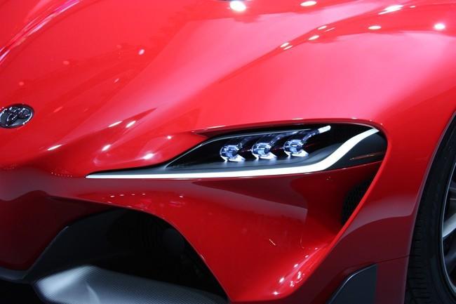 Toyota FT-1 concept: Đẹp như trong mơ ảnh 6