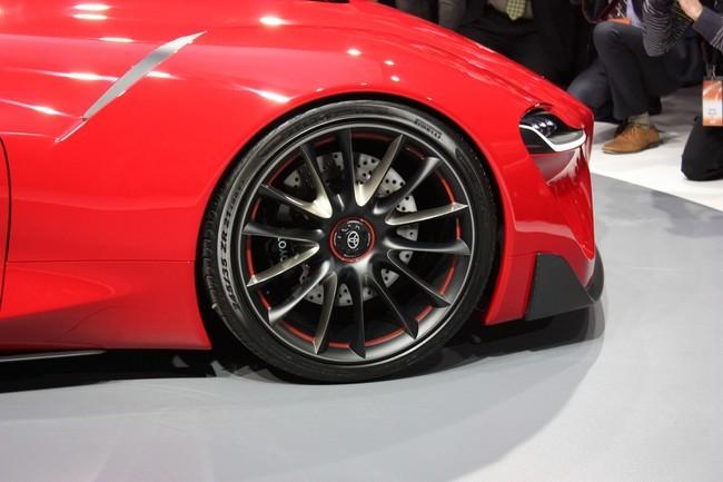 Toyota FT-1 concept: Đẹp như trong mơ ảnh 7