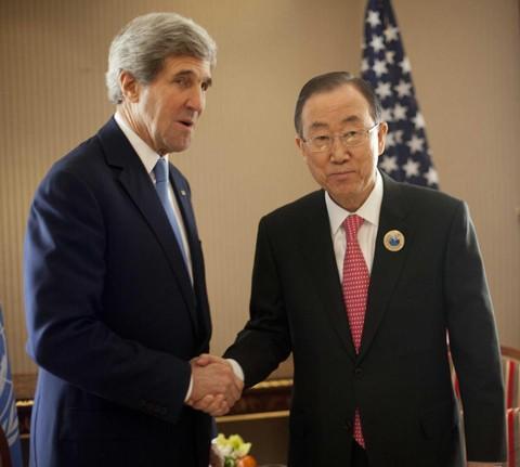 Mỹ cam kết viện trợ thêm 380 triệu USD cho Syria ảnh 1