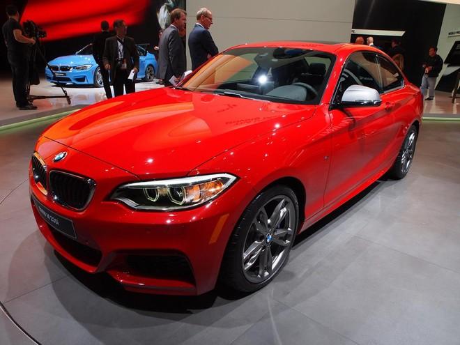 BMW M235i xuất hiện đầy ấn tượng ở Detroit Motor Show ảnh 3