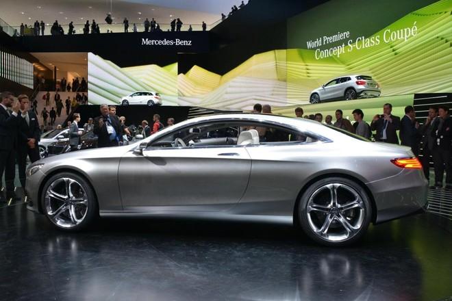 Mercedes sẽ sản xuất S-Class Coupe, S500 và C300 plug-in hybrid ảnh 3
