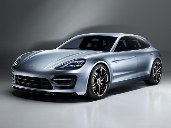 Porsche muốn đối đầu với BMW và Mercedes ảnh 1