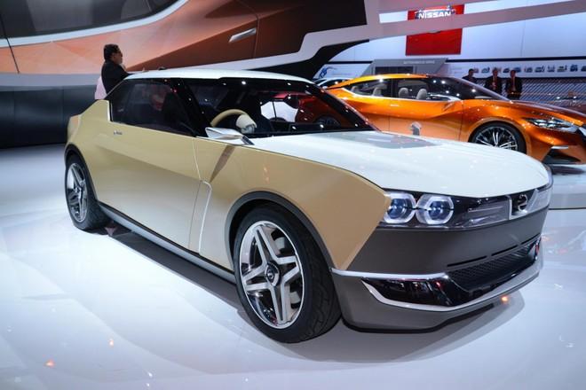 Nissan sẽ nhân đôi số lượng dòng xe thể thao ảnh 1