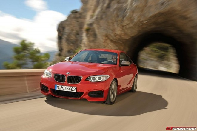 BMW M2 đang được nghiên cứu, ra mắt năm 2016 ảnh 1