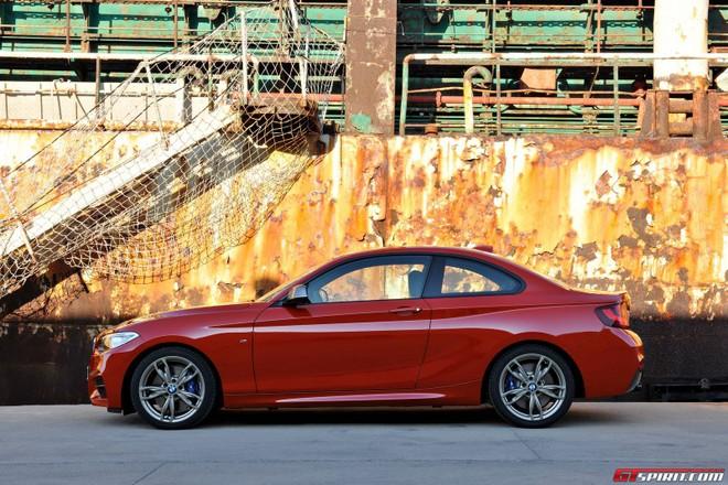 BMW M2 đang được nghiên cứu, ra mắt năm 2016 ảnh 2
