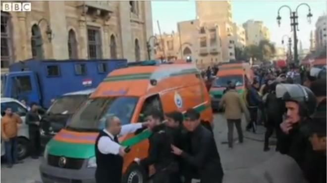 Ai Cập: Nổ bom trước trụ sở cảnh sát, 4 người thiệt mạng ảnh 2