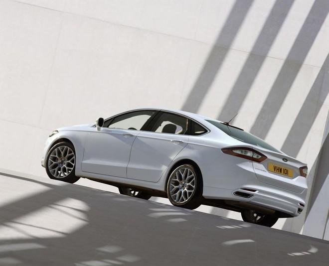 Ford Mondeo mới sẽ ra bán ra vào quý IV năm nay ảnh 2
