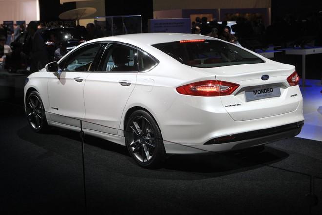 Ford Mondeo mới sẽ ra bán ra vào quý IV năm nay ảnh 5