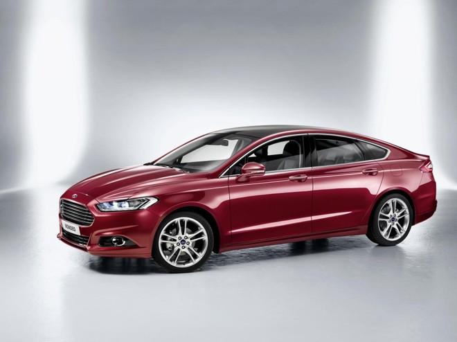 Ford Mondeo mới sẽ ra bán ra vào quý IV năm nay ảnh 1