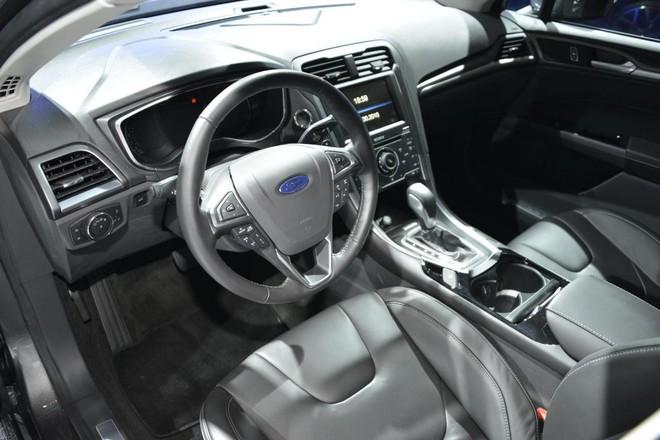 Ford Mondeo mới sẽ ra bán ra vào quý IV năm nay ảnh 4