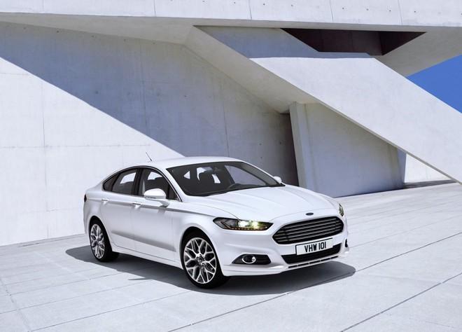 Ford Mondeo mới sẽ ra bán ra vào quý IV năm nay ảnh 3