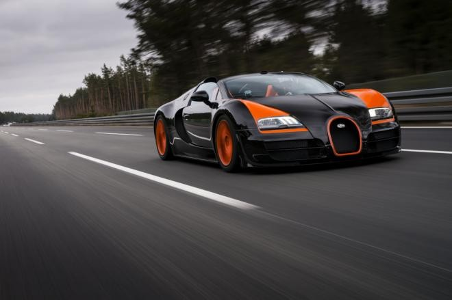 Thế hệ tiếp theo của Bugatti Veyron sẽ mạnh mẽ hơn ảnh 1
