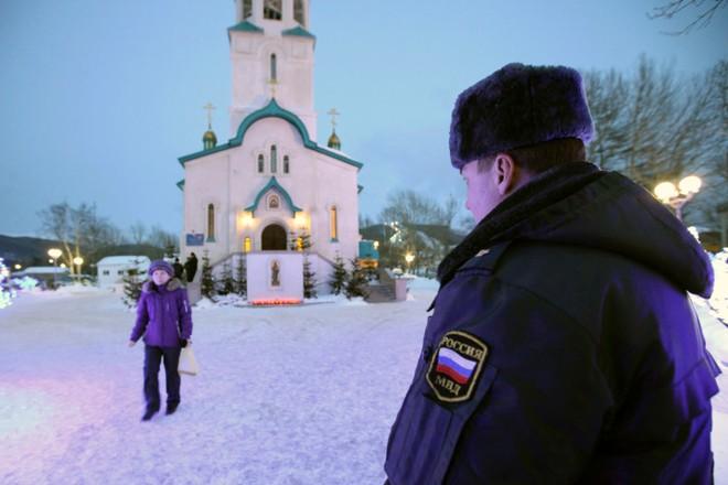 Nga: Vệ sĩ bắn chết sơ ngay trong nhà thờ ảnh 2