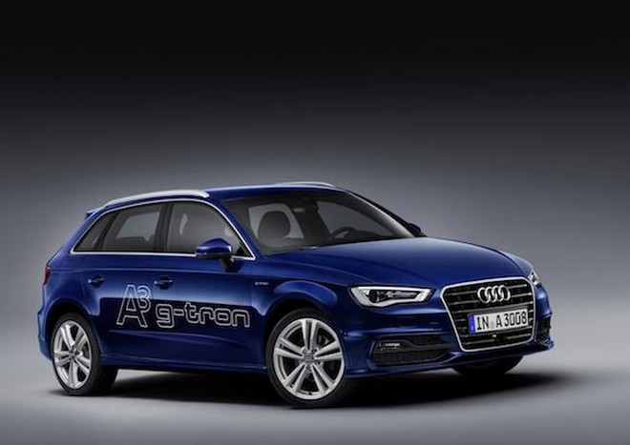 Audi công bố giá bán của A3 Sportback g-tron ảnh 3