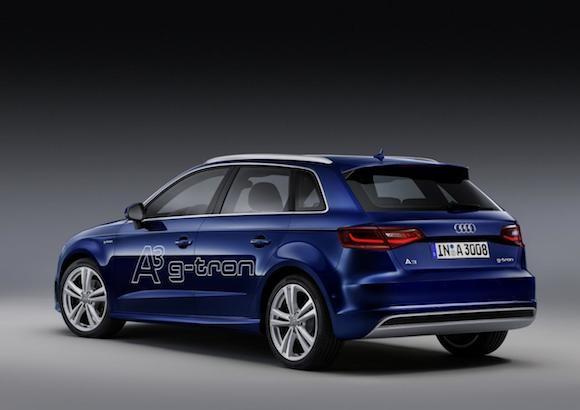 Audi công bố giá bán của A3 Sportback g-tron ảnh 4