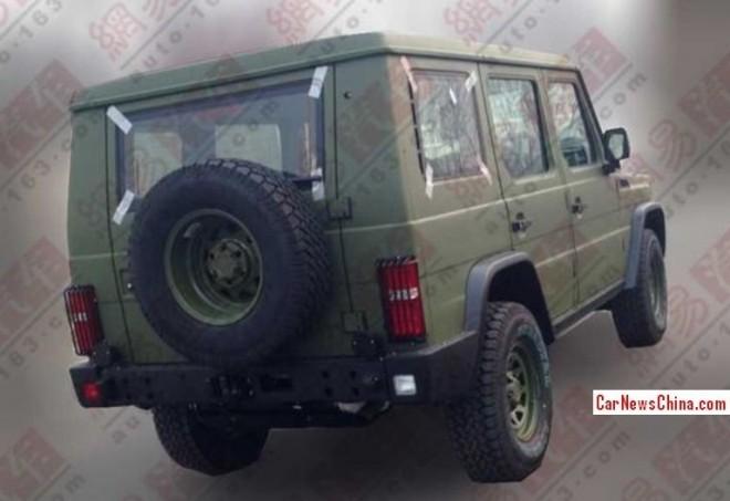 Rò rỉ ảnh xe quân sự Trung Quốc ảnh 2