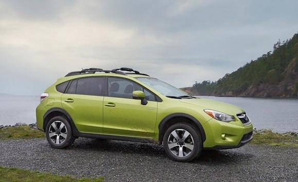 Top 10 xe SUV tiết kiệm nhiên liệu hiệu quả nhất ảnh 1