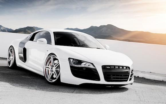 Hé lộ nhiều thông về Audi R8 thế hệ mới ảnh 1