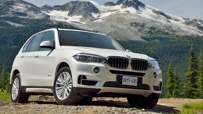 BMW chuẩn bị cho ra đời SUV cỡ lớn X7 ảnh 1