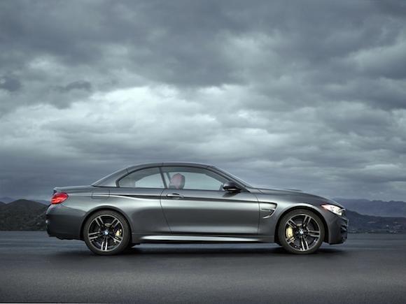 BMW trình làng M4 Convertible đẹp mê hồn ảnh 3
