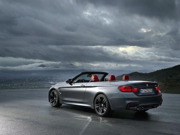 BMW trình làng M4 Convertible đẹp mê hồn ảnh 4