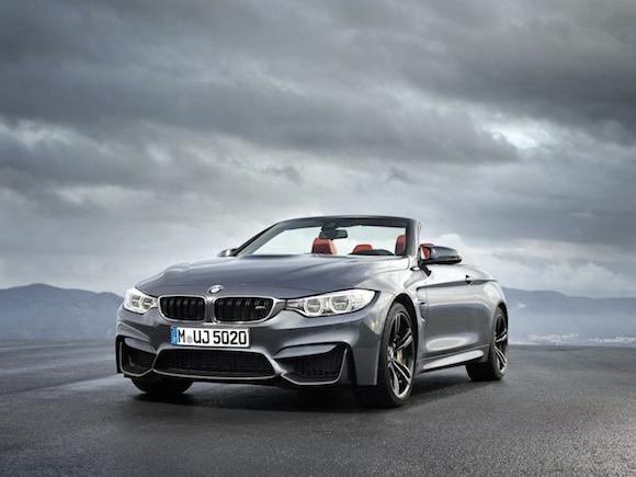 BMW trình làng M4 Convertible đẹp mê hồn ảnh 5