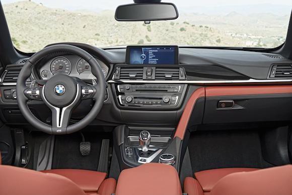BMW trình làng M4 Convertible đẹp mê hồn ảnh 2