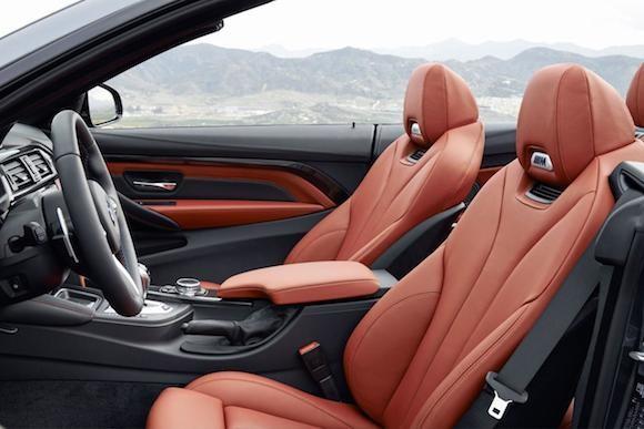 BMW trình làng M4 Convertible đẹp mê hồn ảnh 9
