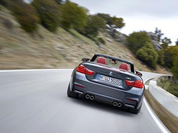 BMW trình làng M4 Convertible đẹp mê hồn ảnh 7