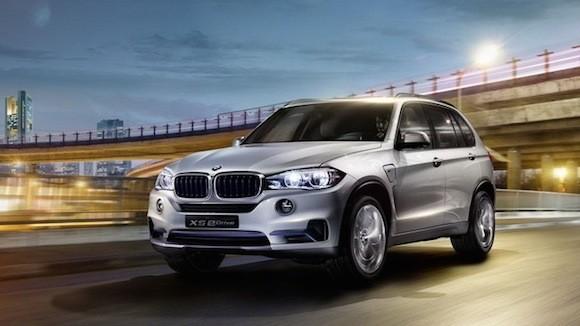 BMW giới thiệu bản nâng cấp của concept X5 eDrive ảnh 9
