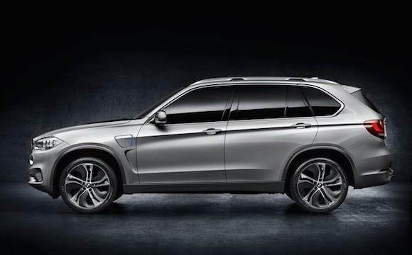 BMW giới thiệu bản nâng cấp của concept X5 eDrive ảnh 3