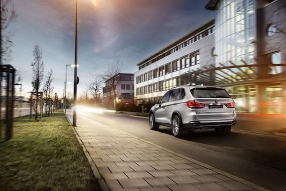 BMW giới thiệu bản nâng cấp của concept X5 eDrive ảnh 10