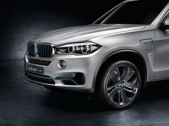 BMW giới thiệu bản nâng cấp của concept X5 eDrive ảnh 6