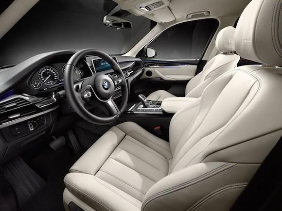 BMW giới thiệu bản nâng cấp của concept X5 eDrive ảnh 2