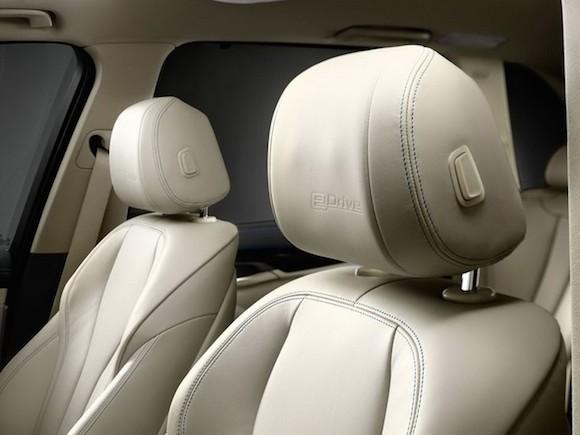 BMW giới thiệu bản nâng cấp của concept X5 eDrive ảnh 8