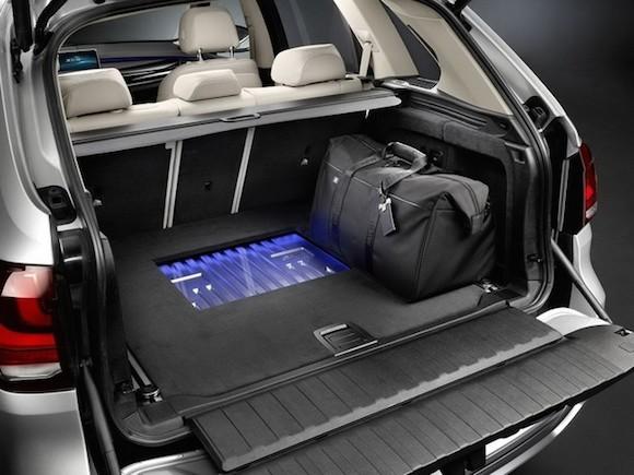 BMW giới thiệu bản nâng cấp của concept X5 eDrive ảnh 7