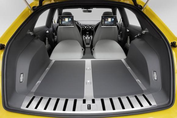 Audi TT offroad concept: Tiện lợi và siêu tiết kiệm ảnh 7