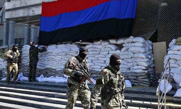 Nga phẫn nộ trước việc Ukraine vi phạm thoả thuận hoà bình Geneva ảnh 1