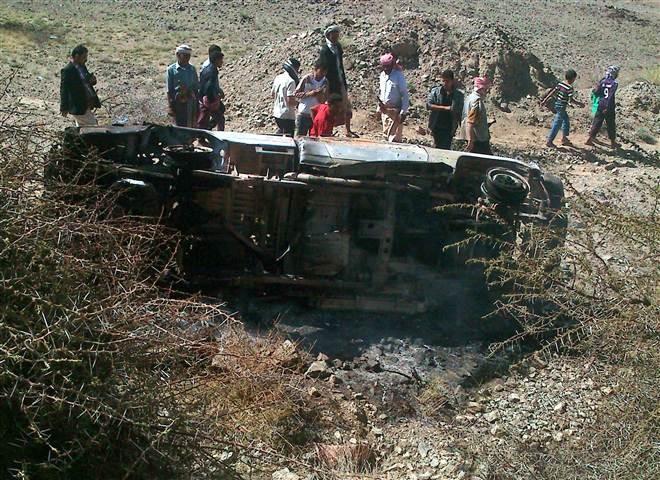 Phi cơ không người lái của Mỹ hạ sát hàng chục thành viên al-Qaeda ảnh 1
