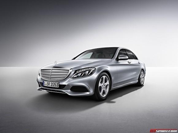 Mercedes-Benz C-Class kéo dài: Nội thất thêm sang trọng ảnh 1