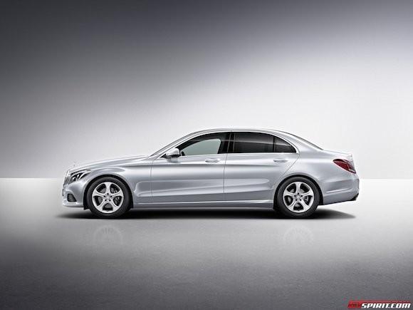 Mercedes-Benz C-Class kéo dài: Nội thất thêm sang trọng ảnh 3