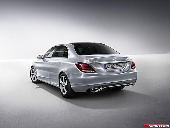 Mercedes-Benz C-Class kéo dài: Nội thất thêm sang trọng ảnh 4