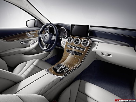 Mercedes-Benz C-Class kéo dài: Nội thất thêm sang trọng ảnh 2