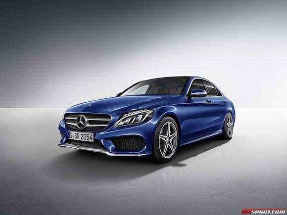 Mercedes-Benz C-Class kéo dài: Nội thất thêm sang trọng ảnh 7