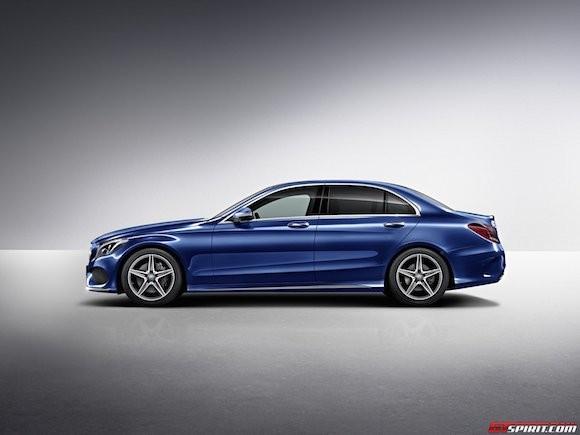 Mercedes-Benz C-Class kéo dài: Nội thất thêm sang trọng ảnh 8