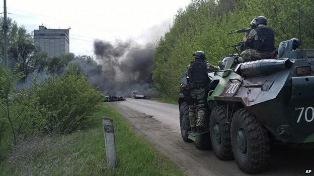 Nga ra lệnh diễn tập quân sự để phản ứng với hành động của Kiev ảnh 2