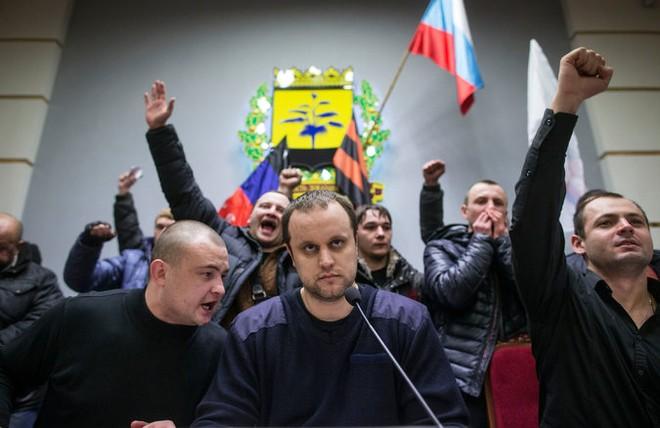 Donetsk và Lugansk sáp nhập thành một nhà nước mới ảnh 1