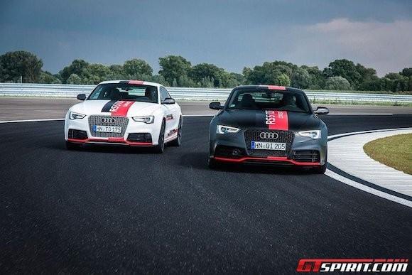 Bản concept mới cực kì ấn tượng của Audi RS5 ảnh 1