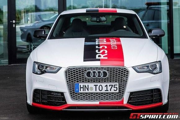 Bản concept mới cực kì ấn tượng của Audi RS5 ảnh 3