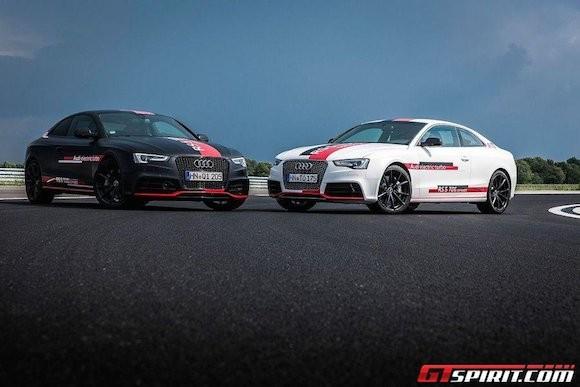 Bản concept mới cực kì ấn tượng của Audi RS5 ảnh 4